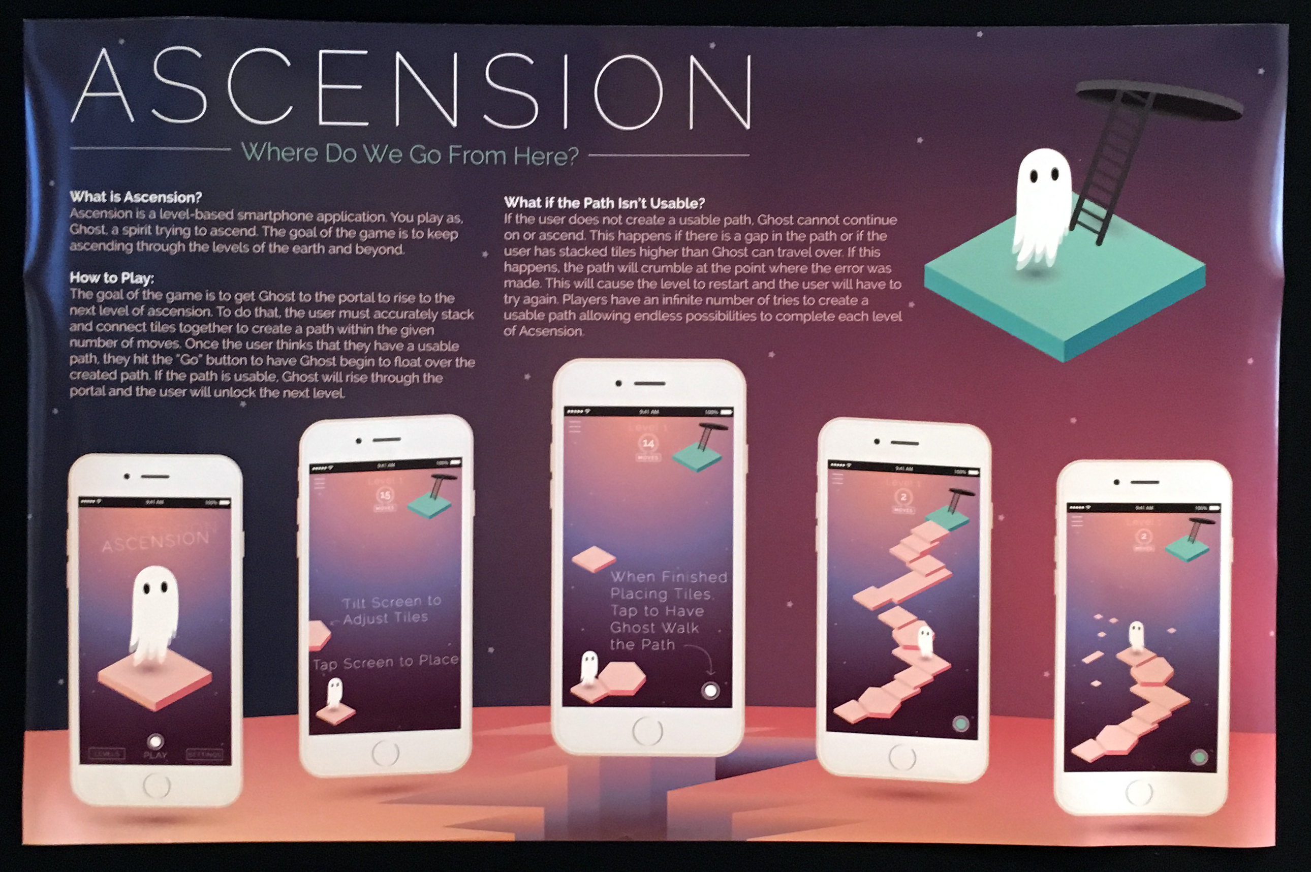 Fantastic Vc 455 Interactive Design Game App Design Posters Home Interior And Landscaping Ologienasavecom