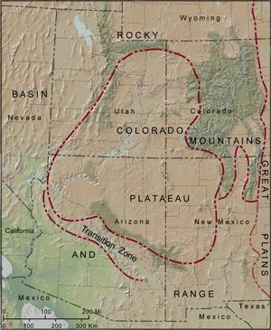 Stratigraphy Sedimentology Geologic History Of Colorado Plateau