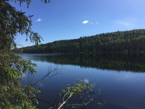 Paradox Lake, Kenai National Wildlife Refuge